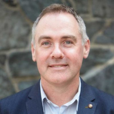 Brett Moore UNHCR
