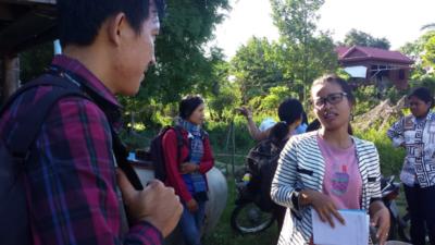 Zoe D'Arcy Cambodia World Vision